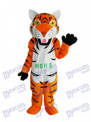 Tiger Mascot Adult Costume Animal