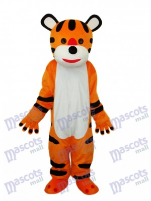Tiger Cubs Mascot Adult Costume Animal