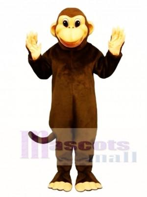 Cute Mischevious Monkey Mascot Costume Animal