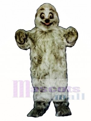 Big Foot Mascot Costume Animal