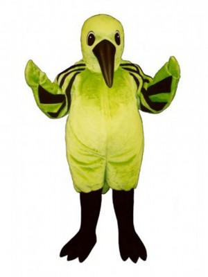 Cute Hummingbird Mascot Costume Bird