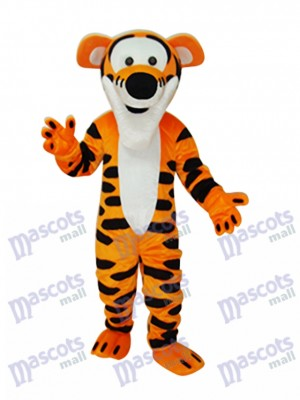 Tigger Adult Mascot Costume Cartoon Anime