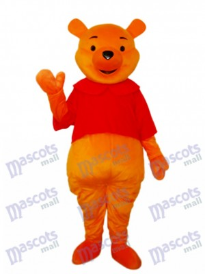 Winnie the Pooh Mascot Adult Costume Cartoon Anime
