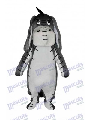 Eeyore Mascot Adult Costume Cartoon Anime