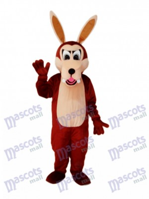 Big Wolf Mascot Adult Costume Animal