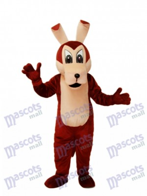 Coyotes Mascot Adult Costume Animal