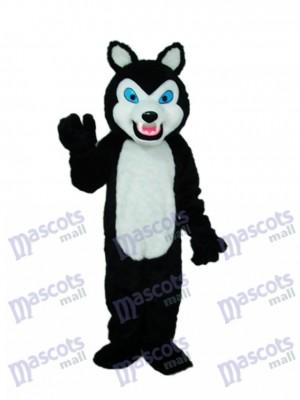 Sharp Teeth Wolf Mascot Costume Animal