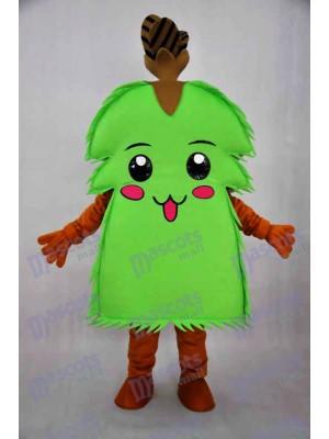 Christmas Tree Elves Mascot Costume Christmas Xmas