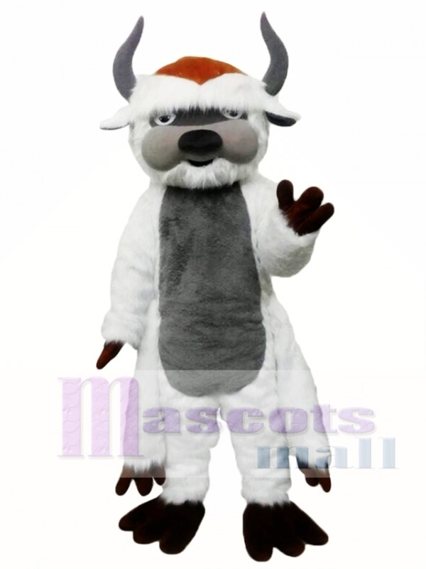 Cattle Bull Cow Mascot Costume