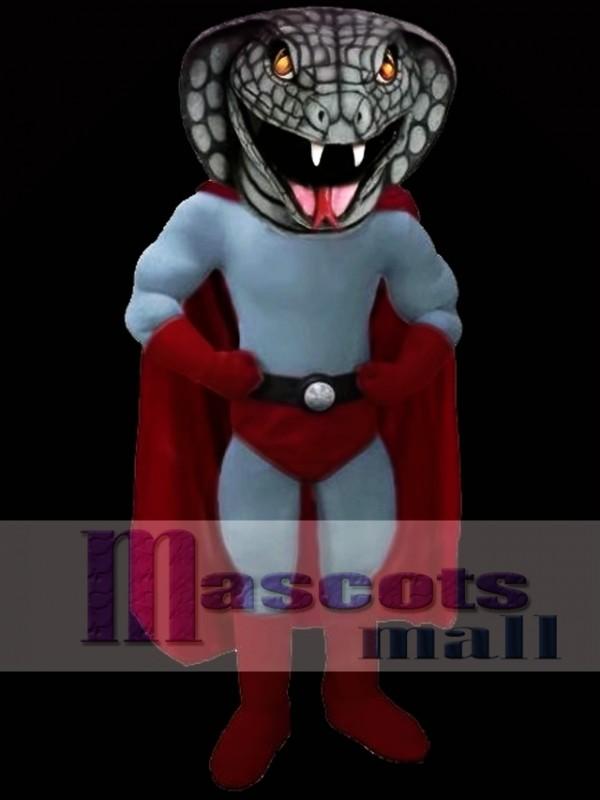 Cobra Snake Mascot Costume Halloween Christmas Costume