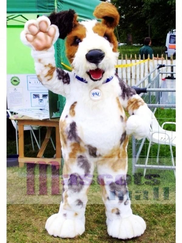 Scruffts Dog Mascot Costume