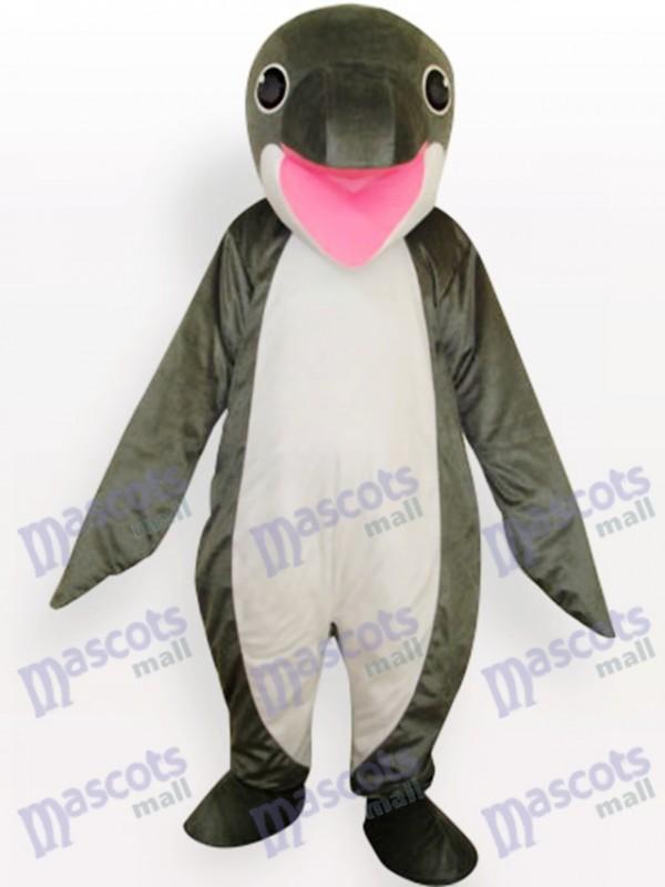 Whale Cartoon Adult Mascot Costume