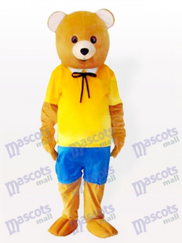 Teddy Bear Anime Mascot Costume