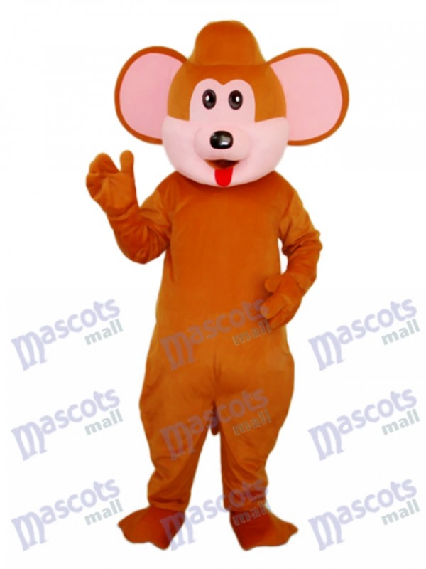 Baba Bear Mascot Adult Costume