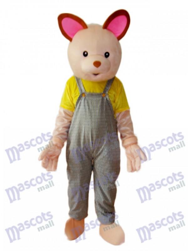 Baby Bear Mascot Adult Costume