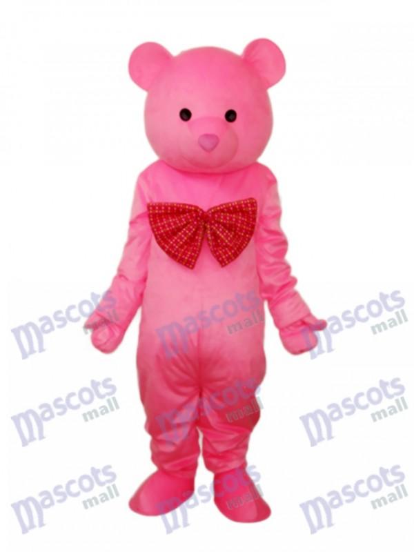 Mimi Bear Mascot Adult Costume