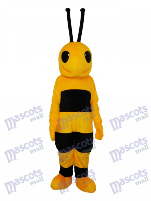 Black and Yellow Ant Mascot Adult Costume