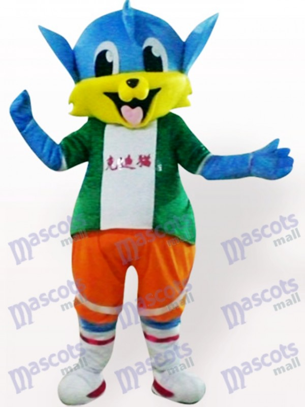 Dick Cat Animal Adult Mascot Costume
