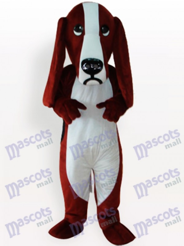 Dog Animal Adult Mascot Costume