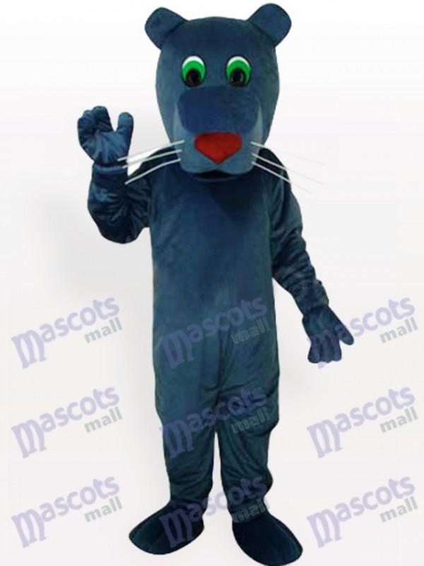 Black-Mouth Dog Adult Mascot Costume