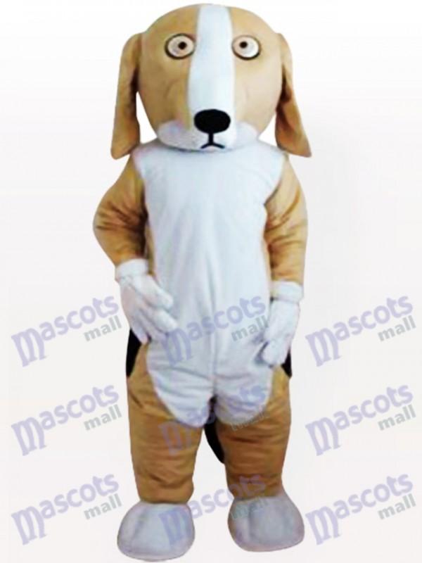 Naughty Dog Adult Mascot Costume