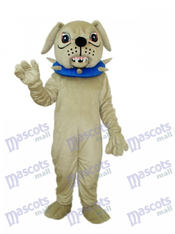 Angry Dog Mascot Adult Costume