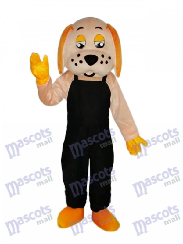 Lucky Dog Mascot Adult Costume