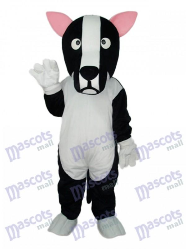 Revised Dog Mascot Adult Costume