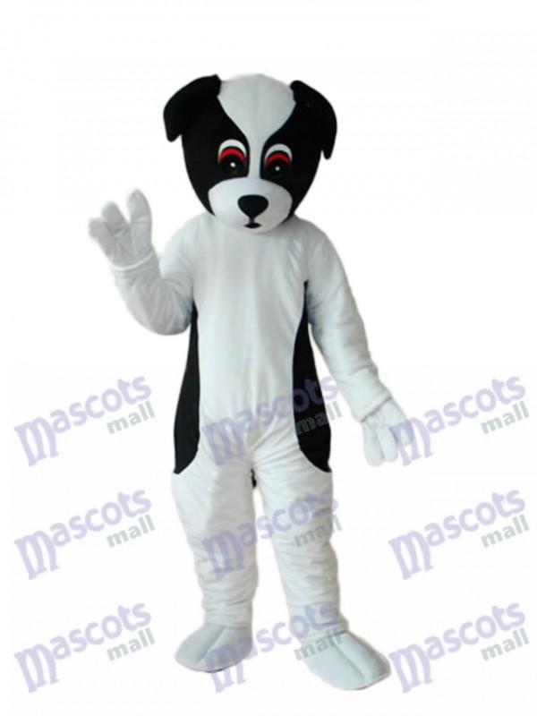Colorful Dog Mascot Adult Costume
