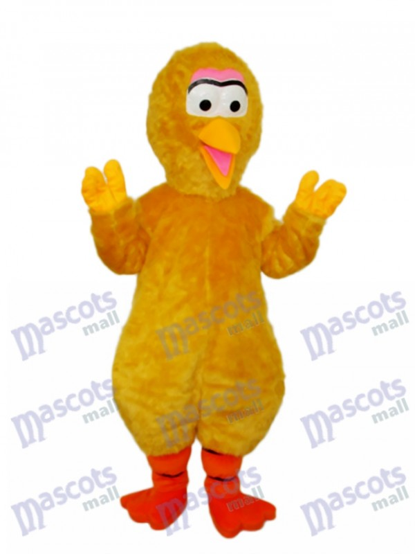 Turkey Mascot Adult Costume
