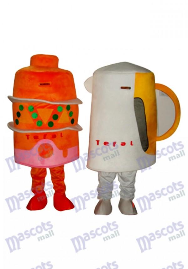 Cup 2 Mascot Adult Costume