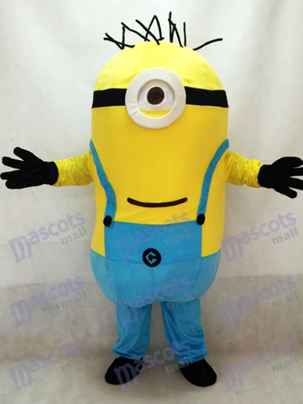 Despicable Me Minions One Eye Mascot Costume A