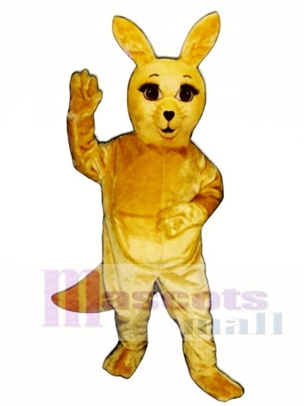 Karol Kangaroo Mascot Costume
