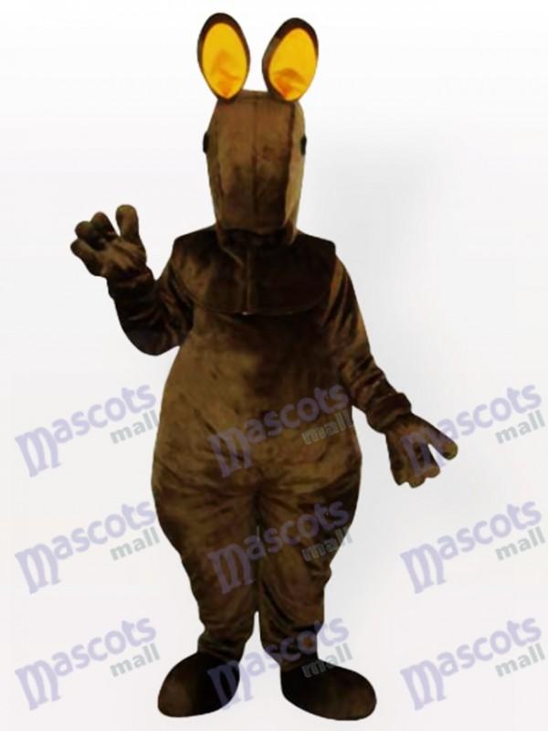 Kangaroo Adult Mascot Costume Type B