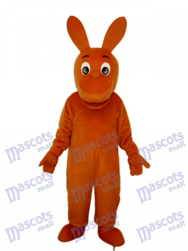 Little Kangaroo Mascot Adult Costume