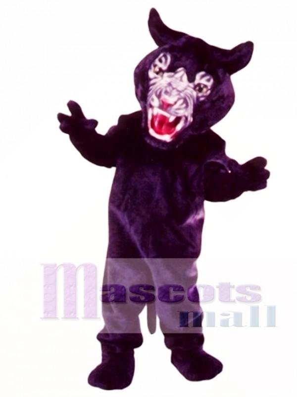 Super Panther Mascot Costume