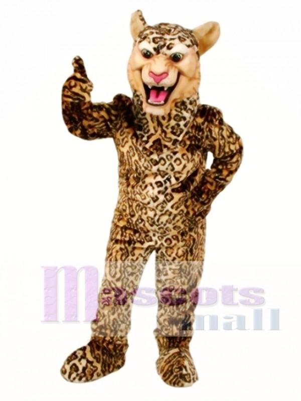 Cute Leopard/Cheetah/Jaguar Mascot Costume