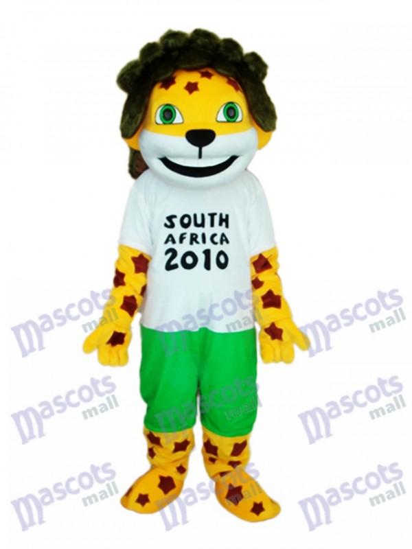 Obama Lion Mascot Adult Costume Animal