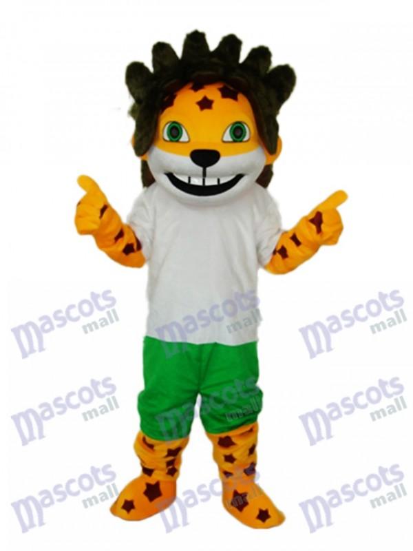 Obama Lion Mascot Adult Costume