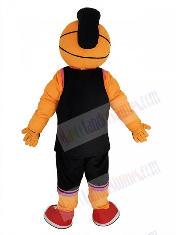Basketball Man mascot costume