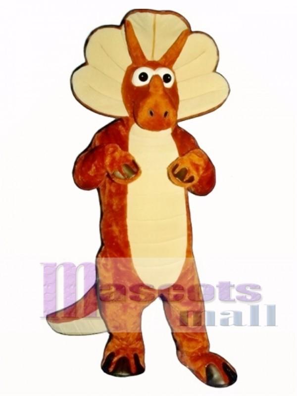 Triceratops Mascot Costume Animal (