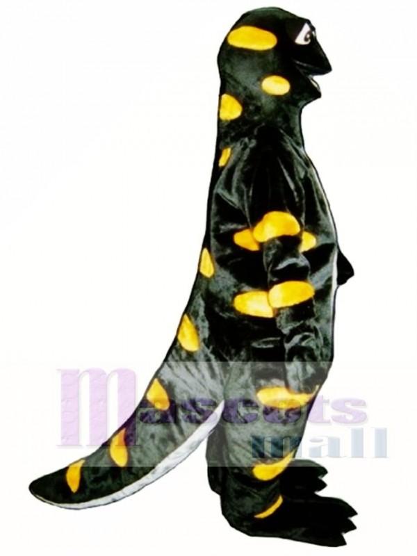 Sally Salamander Mascot Costume
