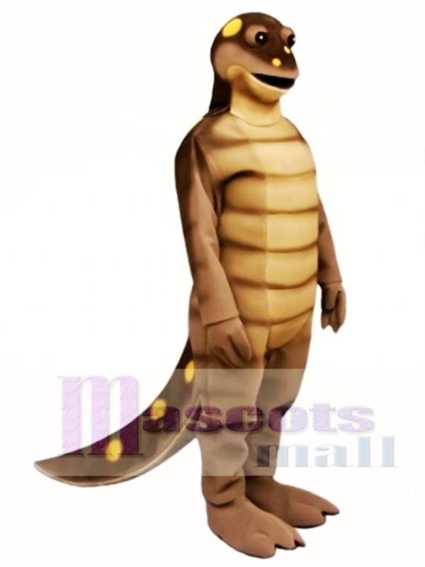 Billy Salamander Mascot Costume