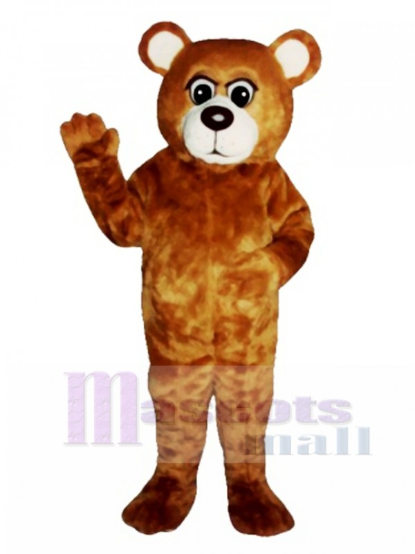 Kacey Bear Mascot Costume Animal