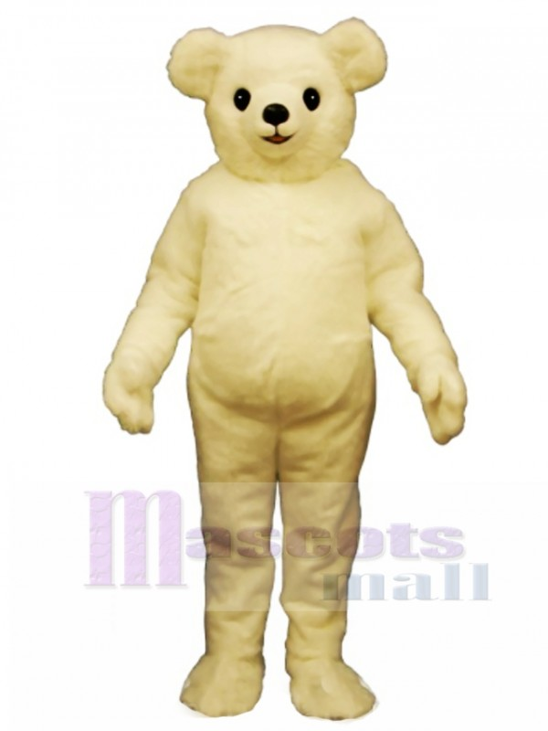 New Betsy Polar Bear Mascot Costume