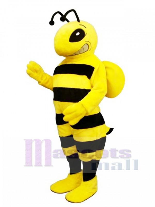 Cartoon Bee Mascot Costume