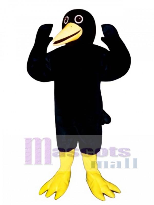 Blackie Blackbird Mascot Costume