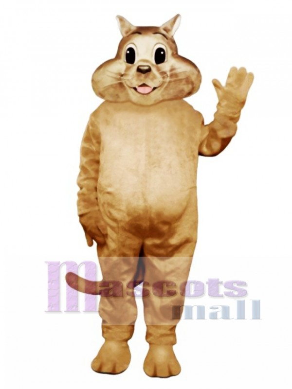 Cute Katie Kat Cat Mascot Costume