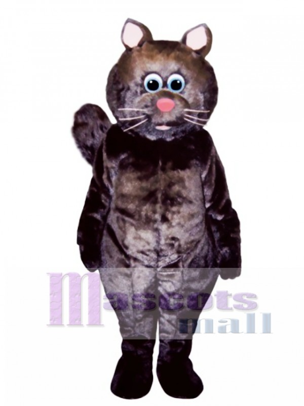 Cute Big Kitty Cat Mascot Costume