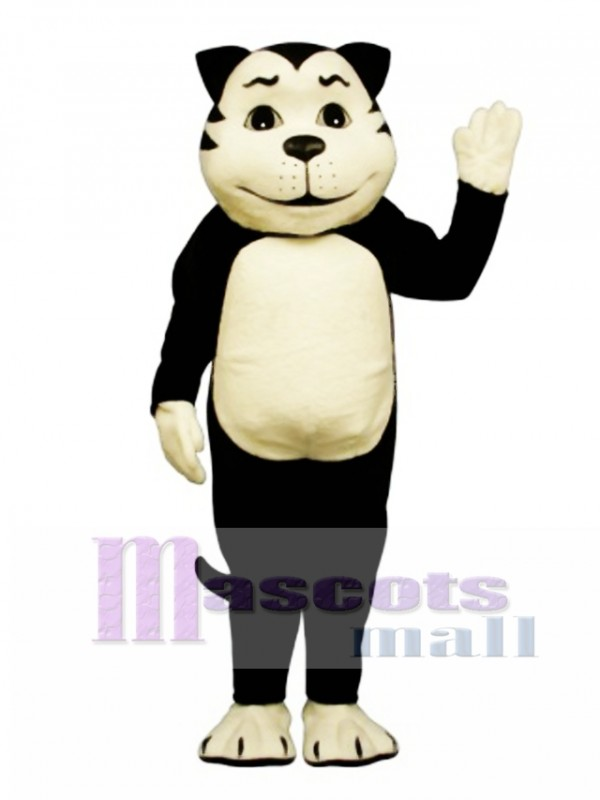 Cute Mr.Otis D. Cat Mascot Costume
